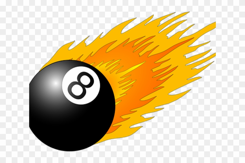 Snooker Clipart - 8 Ball Pool Png #893124