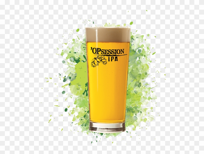 'opsession Ipa - Beer Glass #893482