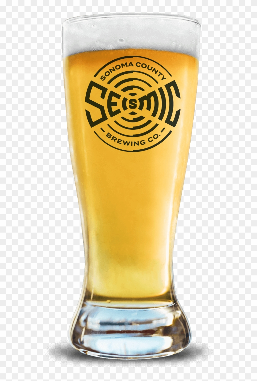 This Rendition Unlocks And Accentuates The Malty Aromas - Beer Glass #893505