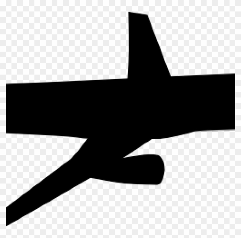 Airplane Clipart Black And White Airplane Clipart Black Narrow Body Aircraft Free Transparent Png Clipart Images Download