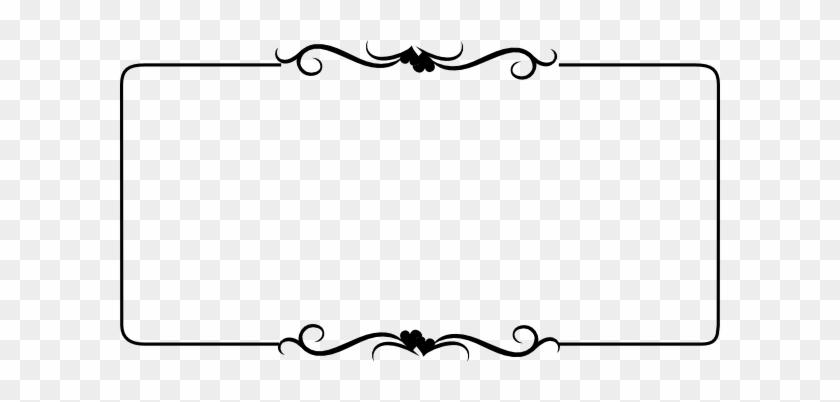 Hindu Wedding Clipart Black And White Page Border Landscape Black