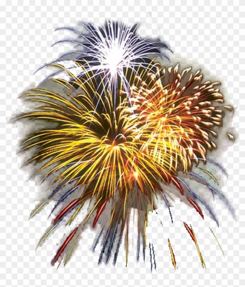 Fireworks Transparent Video Fireworks Trans - Happy New Year 2011 #894577