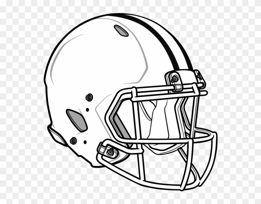 Nfl Football Helmets Coloring Pages Clipart Panda Free Drawing Of