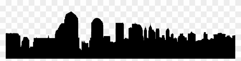 City Skyline Silhouette 02 Vector Eps Free Download View Of New York From Nj City Free Transparent Png Clipart Images Download