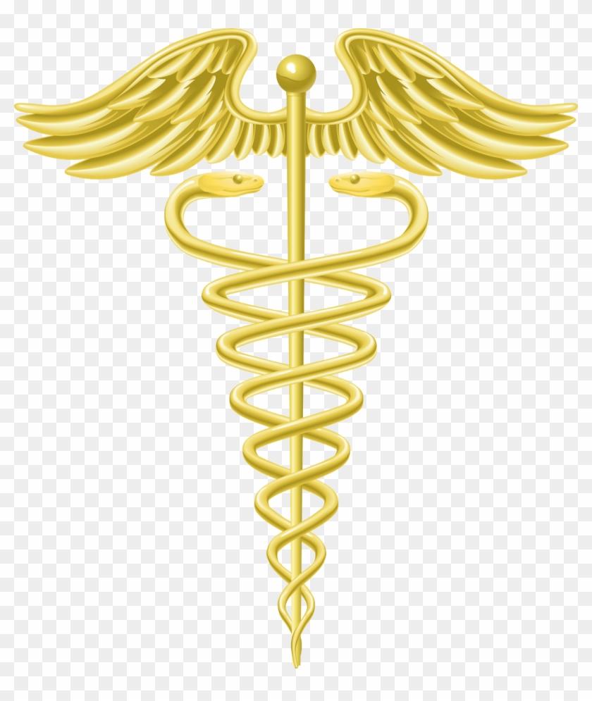 Staff Of Hermes Caduceus As A Symbol Of Medicine Caduceus Medical