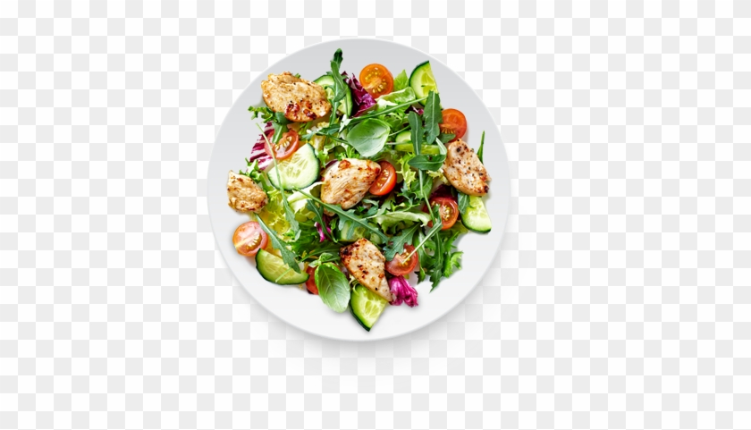 True Restaurant Dining Thai Grilled Chicken Salad Free Transparent Png Clipart Images Download
