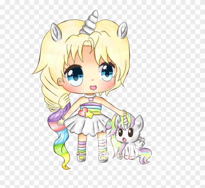 How To Draw A Unicorn Girl How To Wiki 89