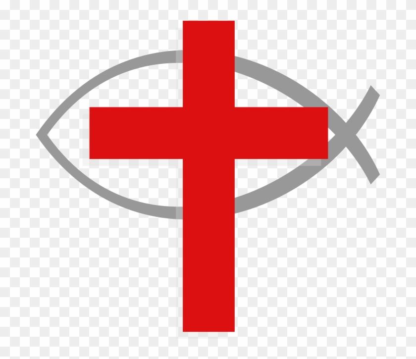 History Of Christianity Simple English Wikipedia The - Cruz Roja De Cristo #896571