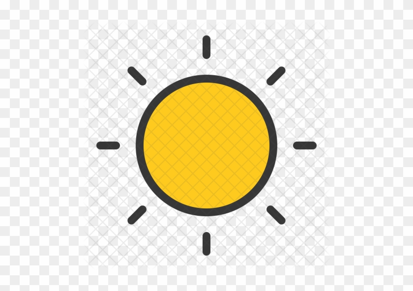 Sun Icon - Sap Learning Hub - Free Transparent PNG Clipart