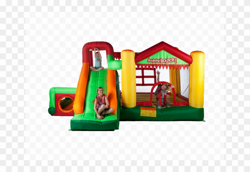 Avyna Fun Palace Big 9 - 1 Inflatable Bouncy Castle #897058