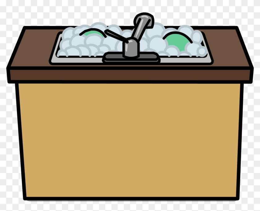 Kitchen Sink Sprite 010 - Sink Clipart - Free Transparent PNG ...