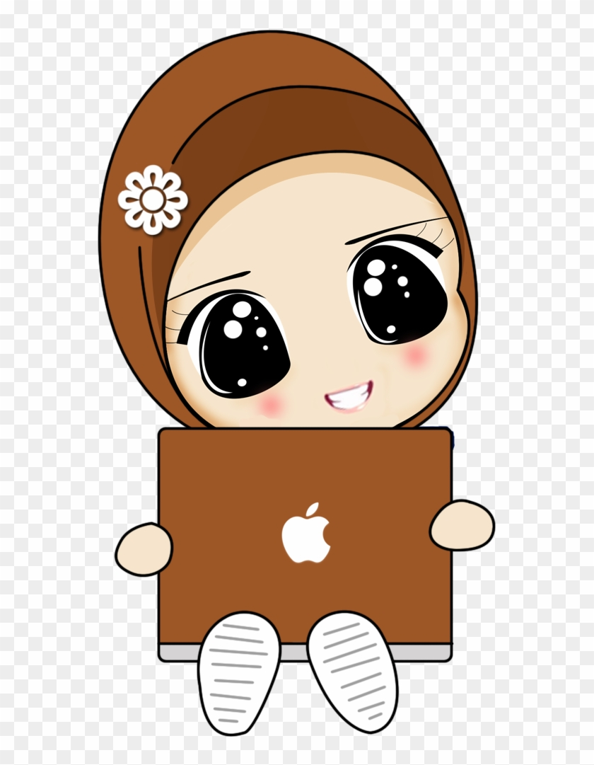 cartoonist muslim islamic clipart gambar kartun muslimah cute free transparent png clipart images download cartoonist muslim islamic clipart
