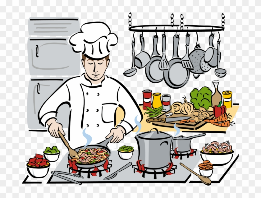 """at First, All I Cared About Was Godropp Understanding - Chef Pictures Cooking Cartoon #897707"