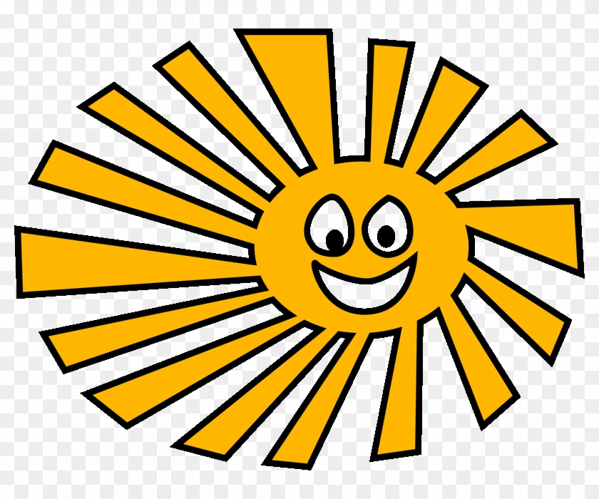 Free Photos > Public Domain Images > Happy Sun Vector - Clip Art #897839