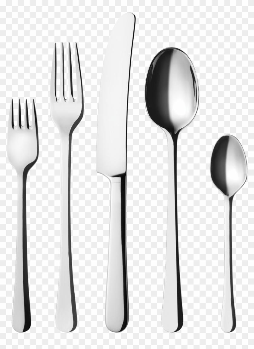 Spoon Clipart Transparent Background Fork Knife