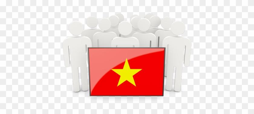Illustration Of Flag Of Vietnam Flag Free Transparent Png Clipart Images Download
