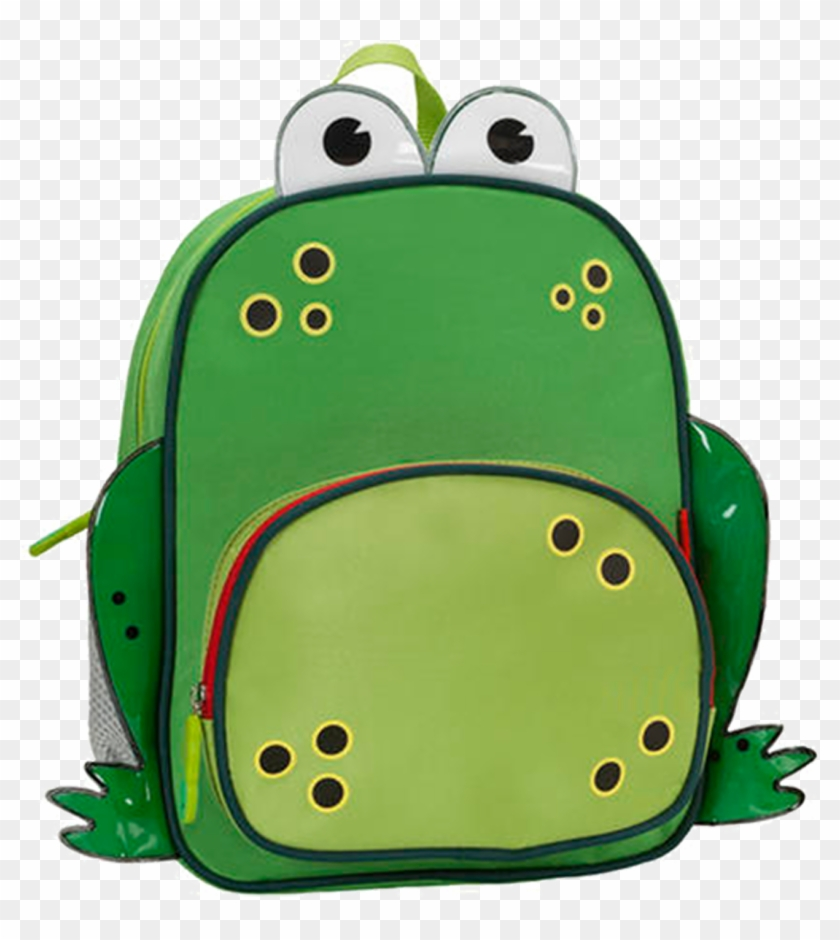 Rockland Backpack Image - Rockland My First Backpack - Frog - School Backpacks #898301