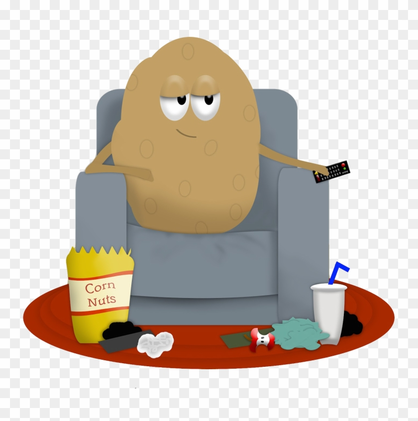 Couch Potato - Couch Potato Png