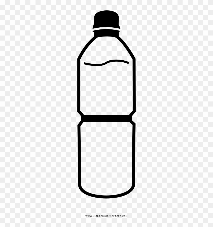 Bottle Coloring Page - Immagini Bottiglia Acqua Da Colorare - Free ...
