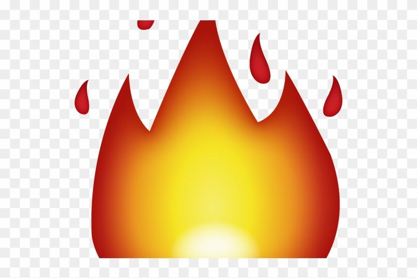 Hand Emoji Clipart Fire Emoji - Fire Emoji Png Gif #898795