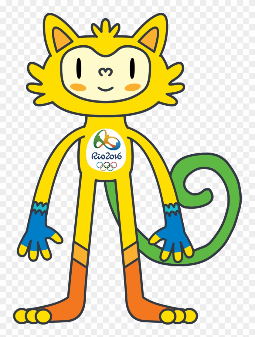 Rio Olympic Mascot By Jackson93 - 2016 Rio Olympic Games #899209