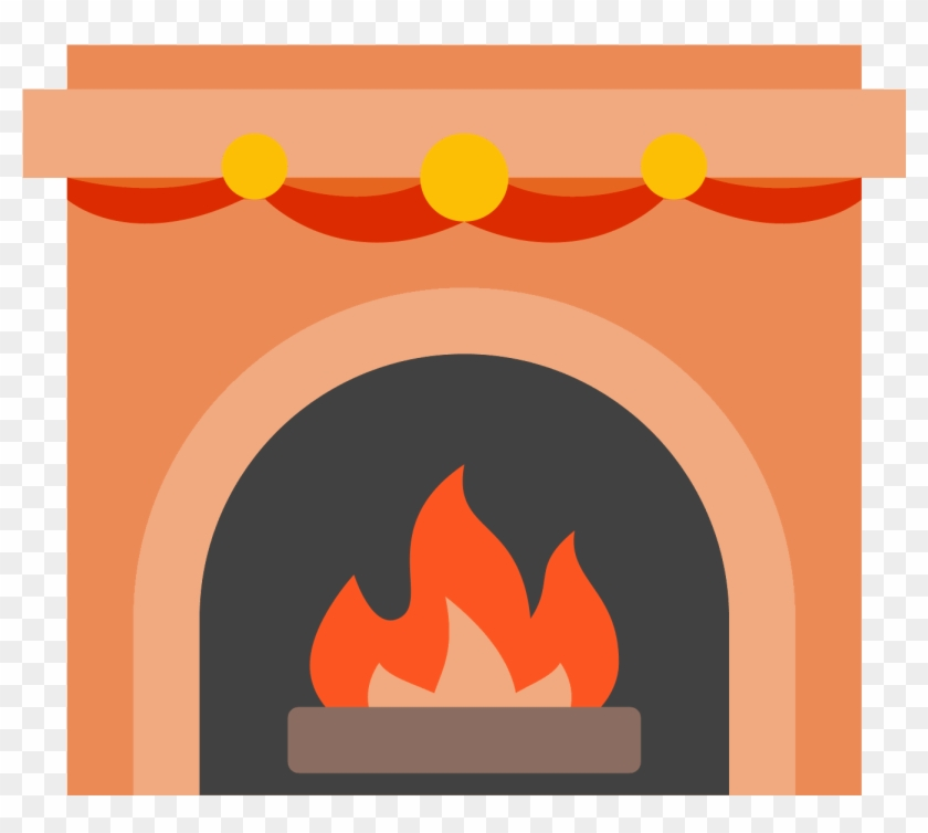 Miscellaneous, Log, Wooden, Wood, Nature, Burning, - Fireplace Icon Png #899265