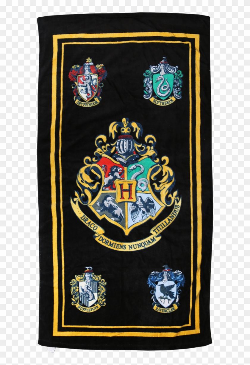 This is an image of Printable Hogwarts House Crests regarding cute cartoon