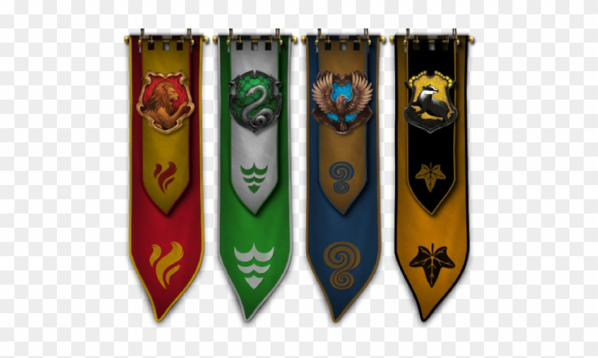It is a photo of Printable Hogwarts House Crests in transparent