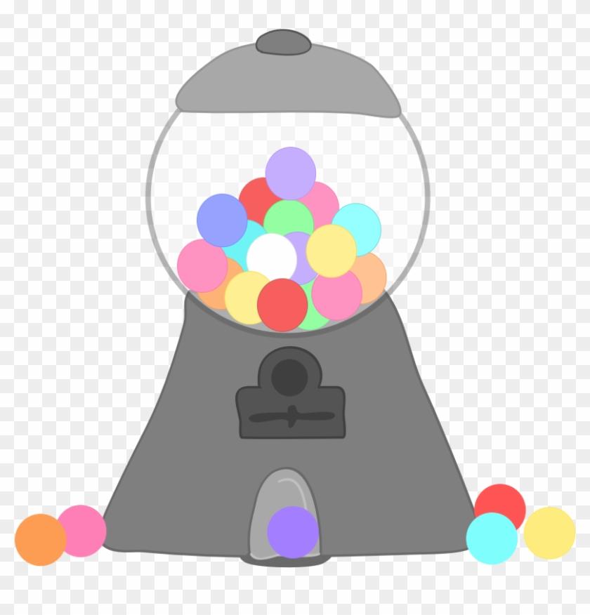 The Teacher's Chatterbox - Gumball Machine #900028
