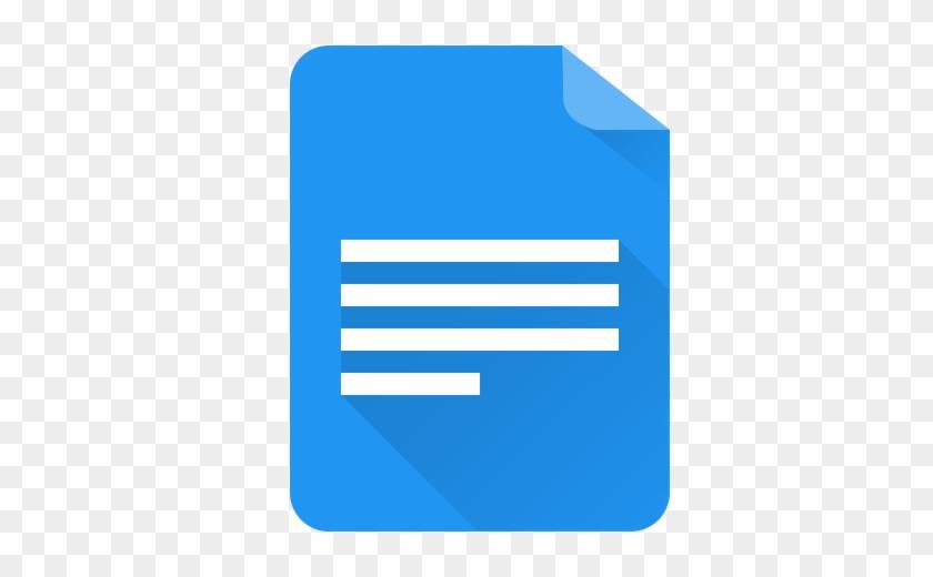 Google Docs Icon Google Docs Logo Png Free Transparent Png
