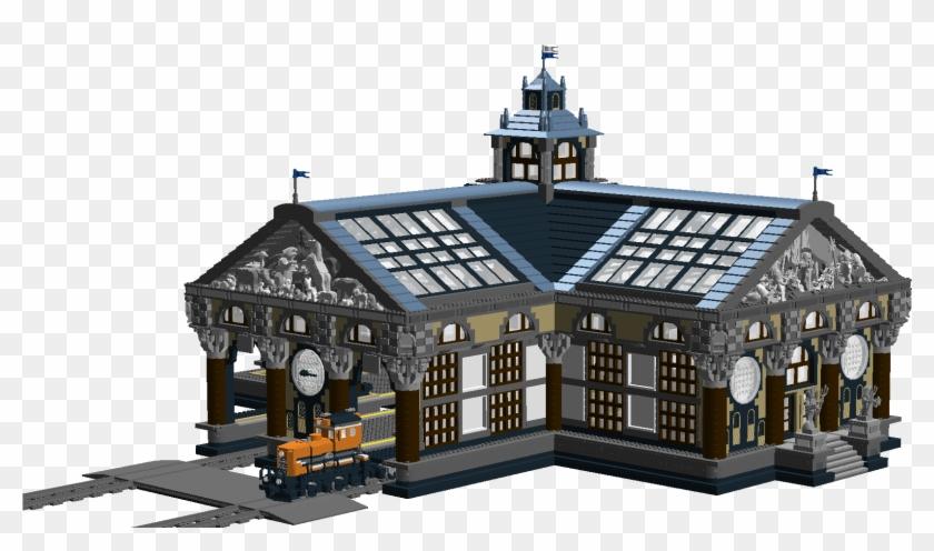 Lego Digital Designer Models - Basilica - Free Transparent