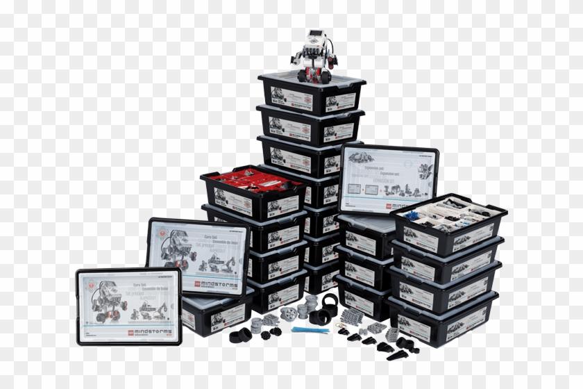 Lego Mindstorm Ev3 Education Kit - Free Transparent PNG