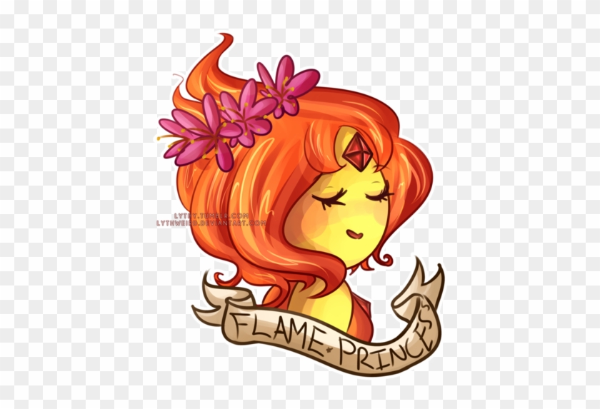 Adventure Time With Finn And Jake Wallpaper Titled - Princess Slouchy V-neck Flame Princess #900911