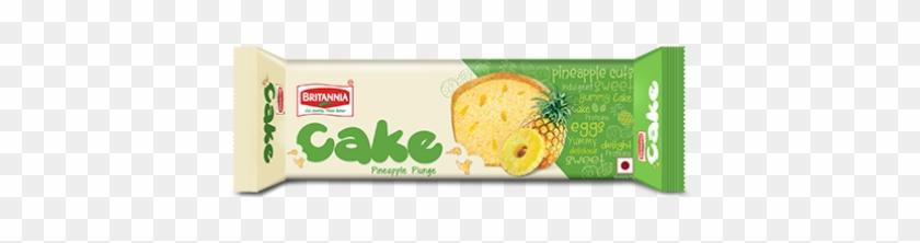 Pineapple, 60 Gm Pouch - Britannia Fruit Cake Chocolate #901651