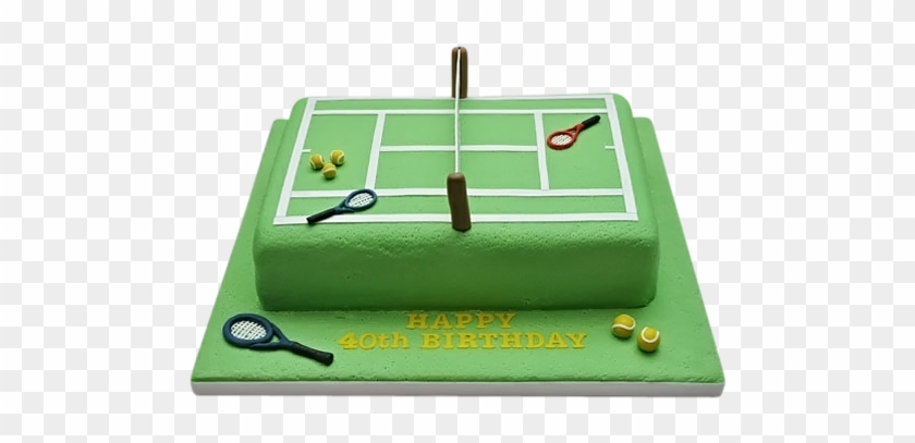 Birthday Cakes For Boys Decoration Gateau Tennis Free