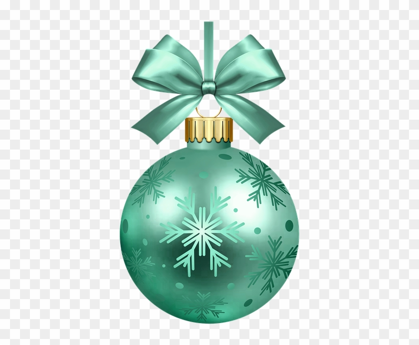 bauble bauble christmas tree christmas decorations christmas tree decoration png - Teal Green Christmas Decorations