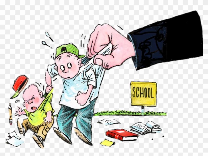 Bullying - 2 Boys - Anti Bullying Cartoons #903633