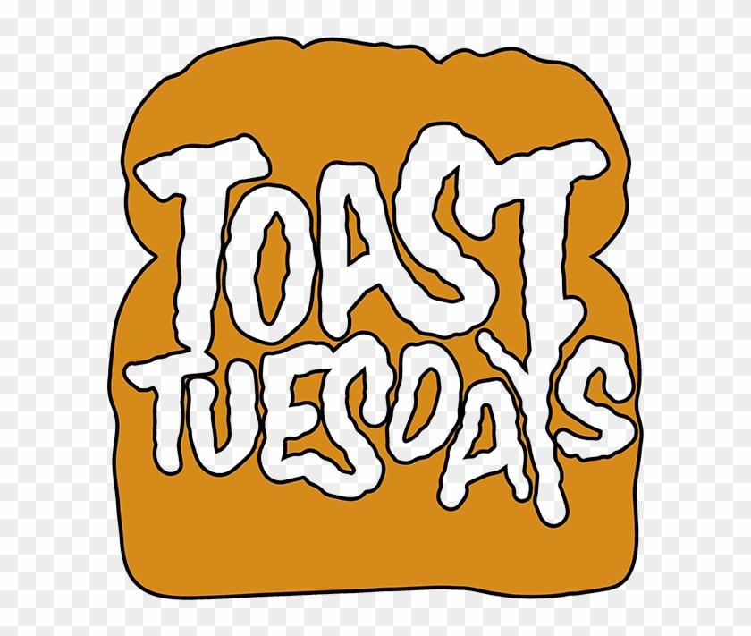 Toast Tuesdays Logo - Toast #904054