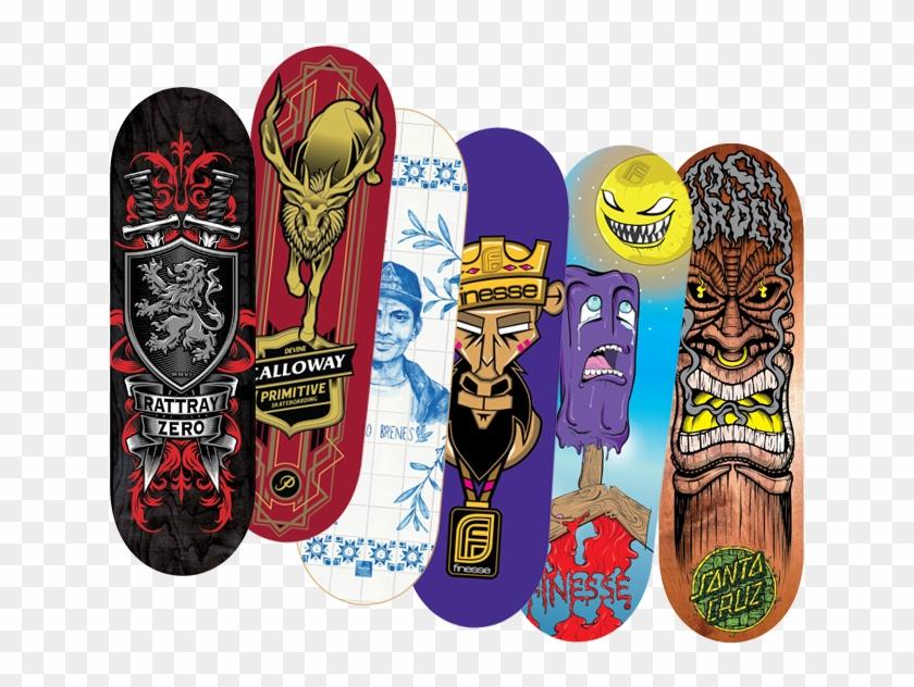 Tech Deck Cool Boards Free