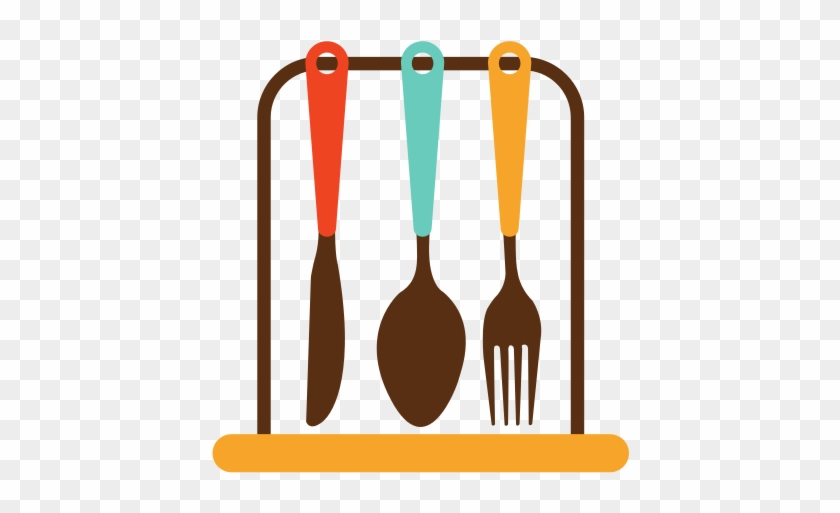Kitchen Set Cutlery Tools Home Icon Tool Free Transparent Png