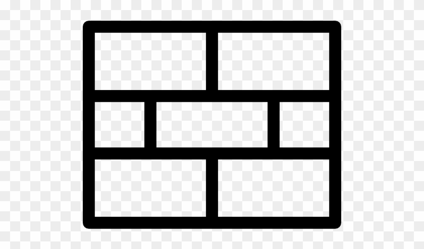 graphic relating to Tic Tac Toe Board Printable named Brick Wall Totally free Icon - Printable Tic Tac Toe Board - Totally free