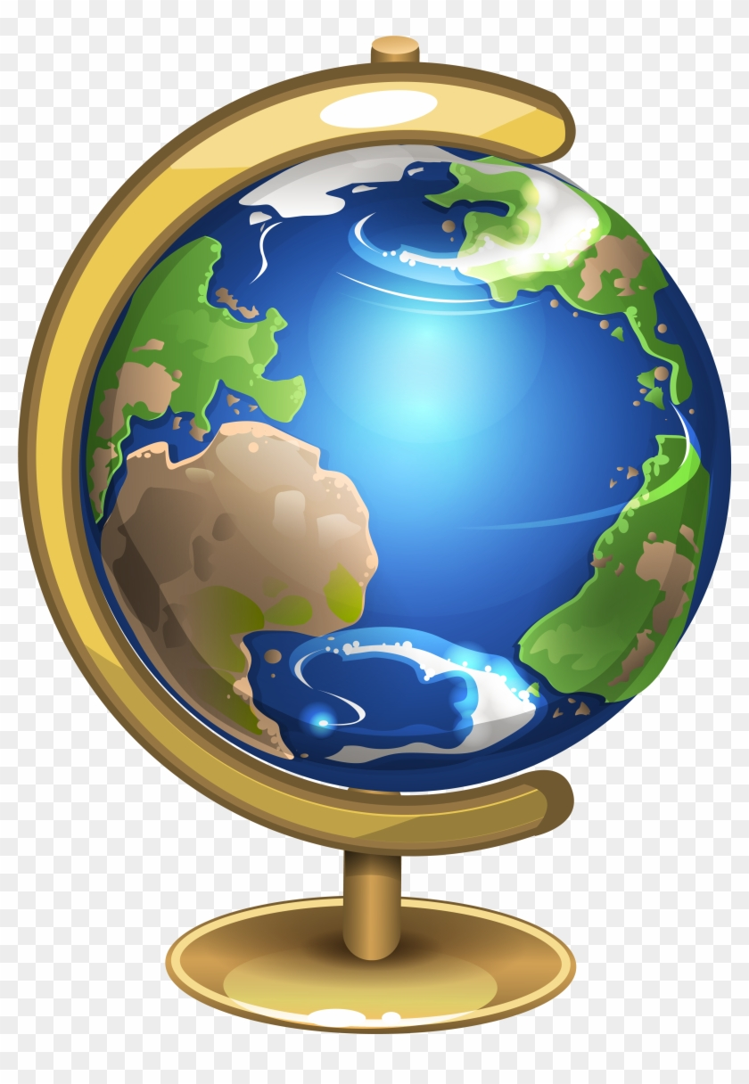 Earth Clipart Png Transparent - Geography Certificate Template #18089