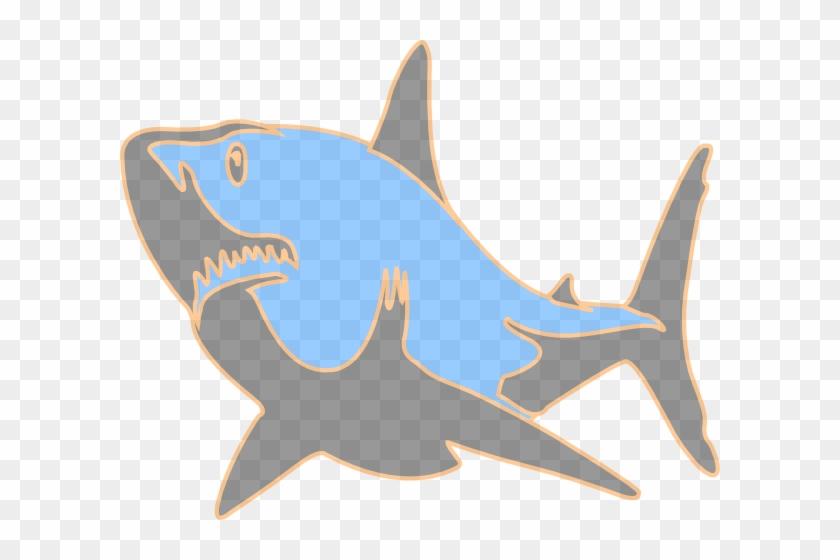 Shark Clipart Png - Clip Art #18074