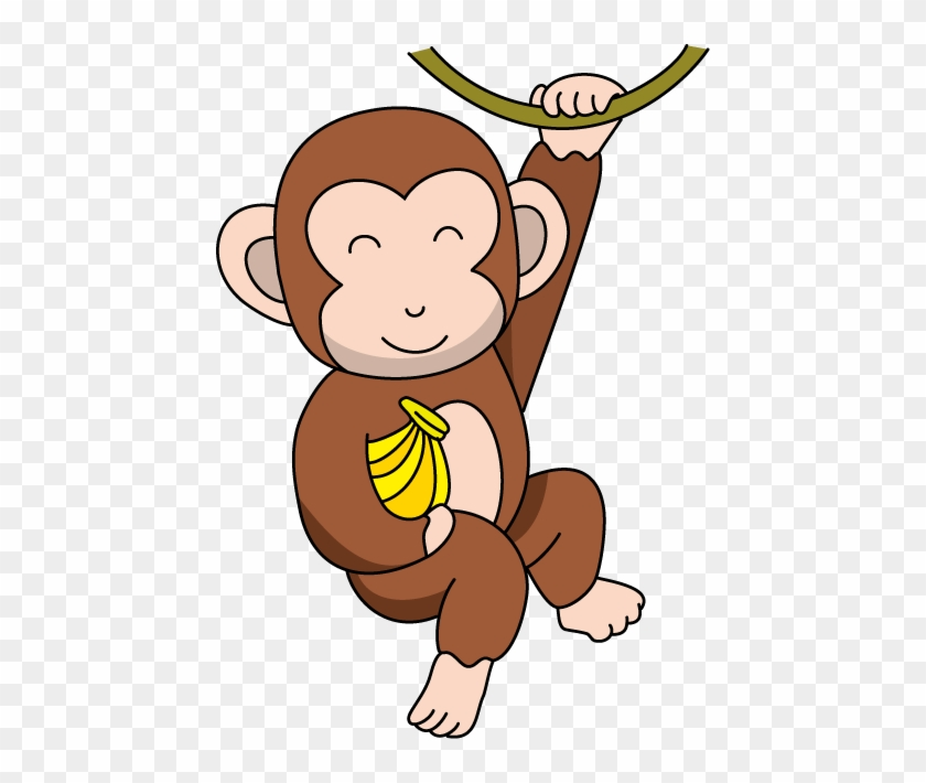 Monkey Clipart Monkey Animal Clip Art Monkey Photo - Monkey Clipart #18080