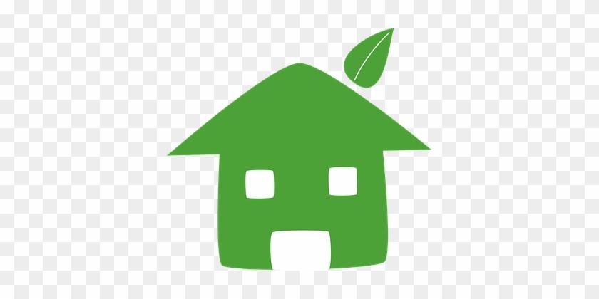 Eco-construction House Ecological Sustaina - สิ่งแวดล้อม Png #18097