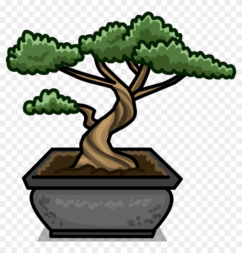 Bonsai Tree Sprite 003 Sageretia Theezans Free Transparent Png Clipart Images Download