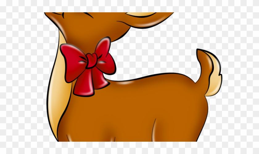 Girl Mouse Clipart Clipartxtras - Reindeer Cartoon #18158