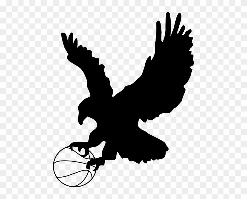 Eagle Silhouette #18195