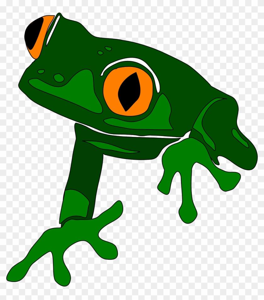 Frog Clipart - Frog Clip Art #18205