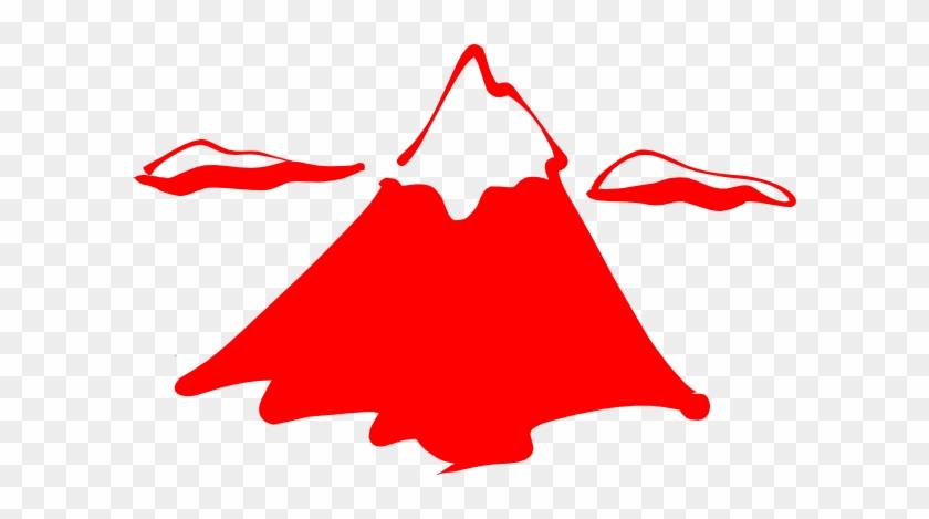 Mountain Clip Art #18212